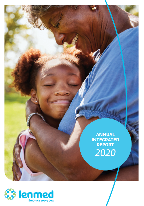 Lenmed Annual Integrated Report 2020